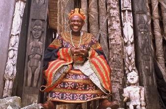 Cameroon 1 Royal Palace