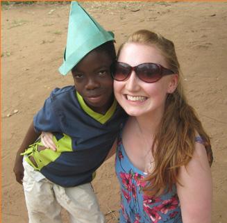 Josie Scragg – Ghana
