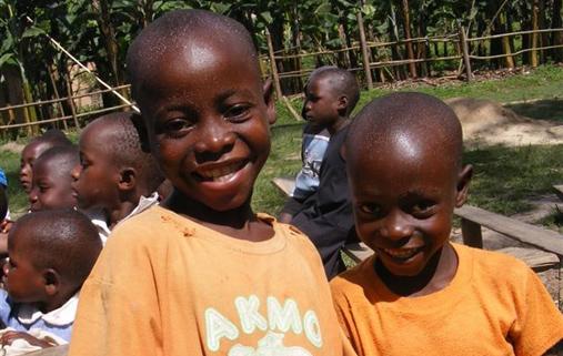 Volunteer-Uganda