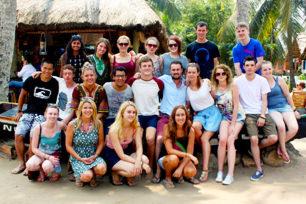 Volunteers-at-Cape-Coast