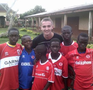 Alex Goldring Ghana