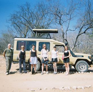 Amira Challenger Mynett Tanzania