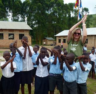 Amy Lea Uganda