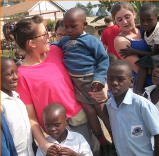 Bethany Barret Uganda