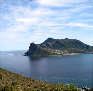 Kimberley Blakeley in South Africa
