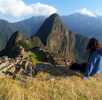 Laura Rogers Peru