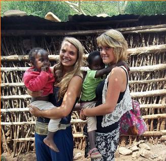 Stella Gleeson Kenya Masai