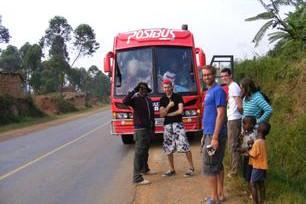 modern-coach-stops-outside-the-uganda-school