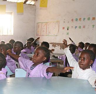 Paul Evanson in Cameroon