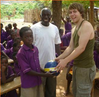 Tom Anderson – Ghana
