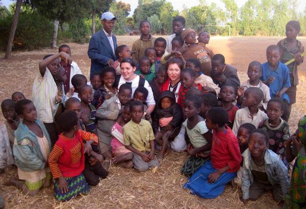 Volunteer in Malawi
