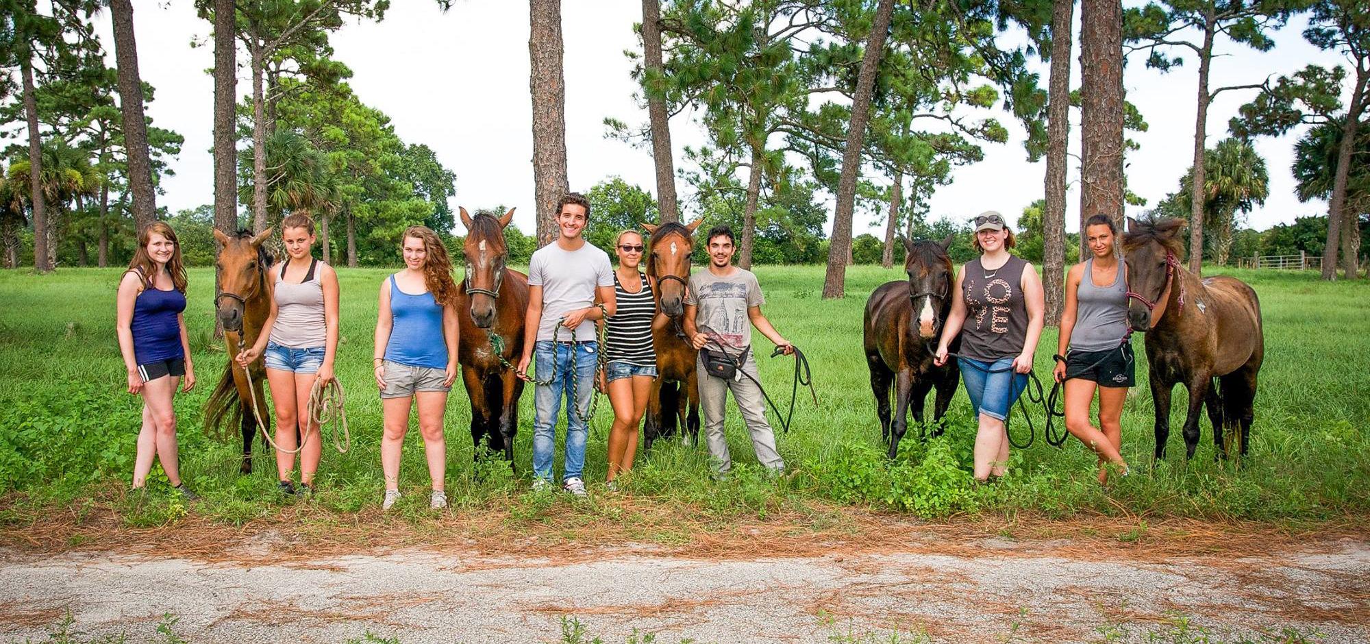 Volunteering in Florida