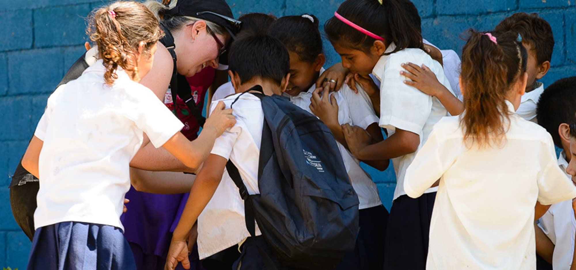 Volunteering in Paraguay