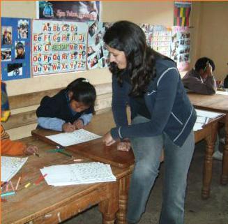 Sophie Maltby – Peru