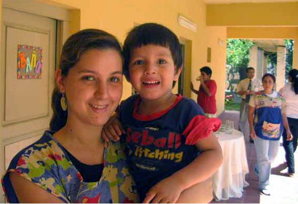 Volunteer in Paraguay