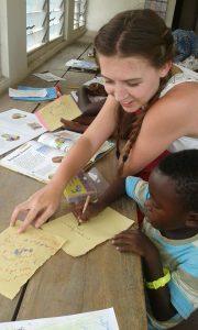 Volunteer in Africa